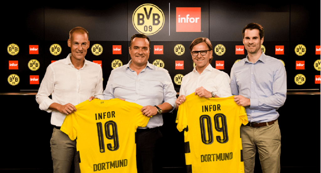 Infor BVB Partnership