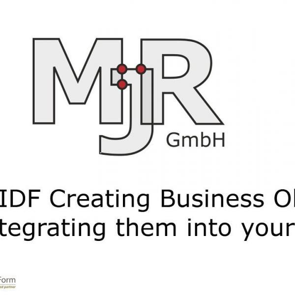 Infor IDF Creating Business Objects Thumbnail