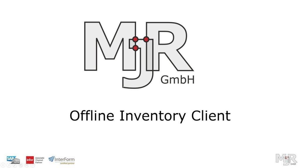 Offline inventory client thumbnail